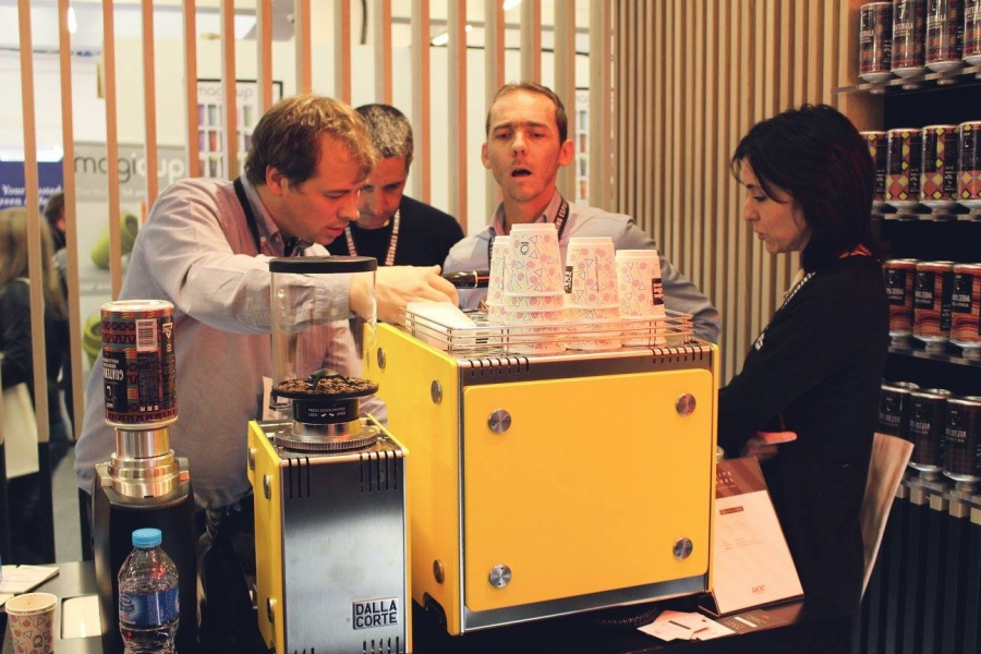 London Coffee Festival 2016