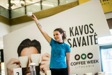 Coffee Week Lithuania 2