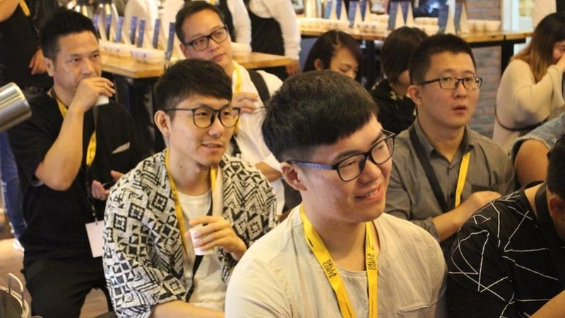 Coffee & Talks: great success in China