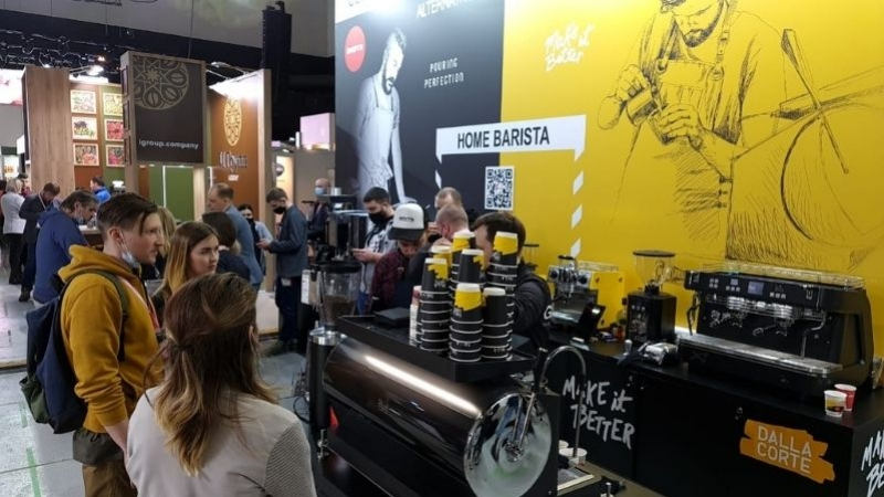 The Coffee Tea Cacao Expo has come to an end!