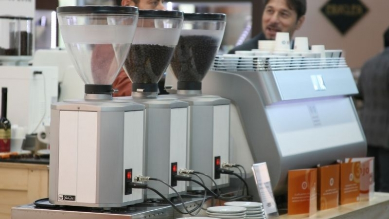 Fresh and impeccable espressos, thanks to DC's technology