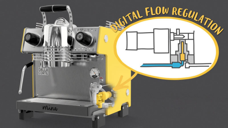 Mina: intensify aromas with DFR technology