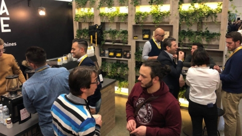 The first edition of the Milan Coffee Festival, a real success