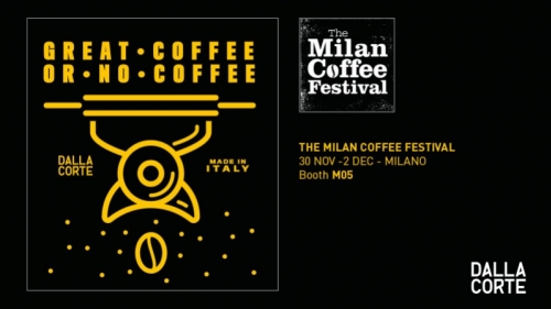 A small preview of the Milan Coffee Festival