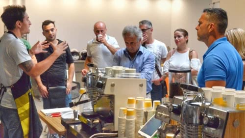 Coffee and Talks: summer stop in Palermo