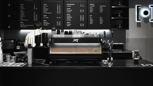 Dalla Corte XT in the spotlight at F.I.X.coffee in Bangkok 1
