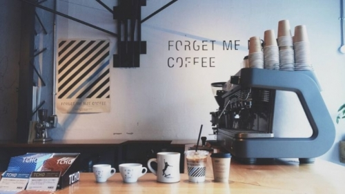 Forget Me Not Coffee