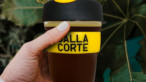 New Dalla Corte Keepcup is out!
