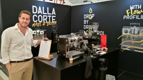 Pronti per il Melbourne International Coffee Expo! 1