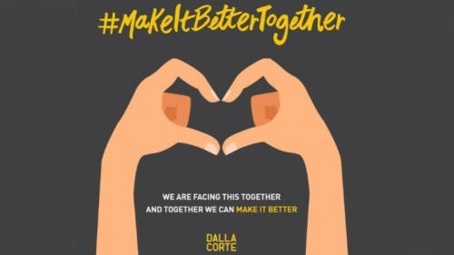 The #MakeItBetterTogether campaign