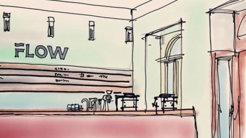 #dcaroundtheworld - Flow Specialty Coffee Bar 2