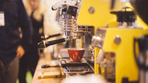 What should the coffee experience be in a Michelin star restaurant?
