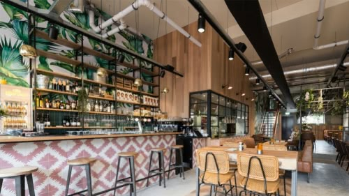 Soso restaurant: a South American paradise in The Netherlands