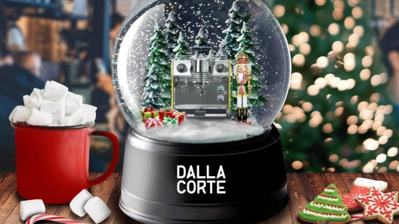 Happy holidays from Dalla Corte